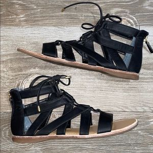 NWOB Franco Sarto Byron Gladiator Sandals